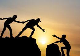 Together wee go higher